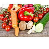 Vegetable, Spices & Ingredients, Crudite