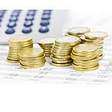 Money & Finance, Money, Balance Sheet, Change