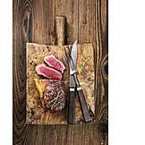 Rumpsteak, Beef steak, Côte de beauf