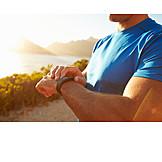 Sports & Fitness, Running, Runner, Fitness Bracelet