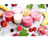 Mixgetränk, Smoothie, Fruchtshake