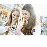 Fun & Happiness, Friends, Smart Phone