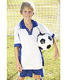 Boy, Fun & Games, Soccer