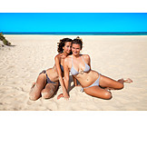 Woman, Sexy, Bikini, Beach Holiday