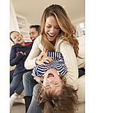 Mutter, Spaß & Vergnügen, Familie, Toben