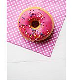 Frosting, Donut