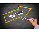 Dienstleistung, Service, Kundenservice