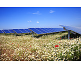 Photovoltaik, Solaranlage, Sonnenenergie