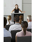 Lecture, Seminar, Presentation, Lecturer
