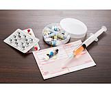 Healthcare & Medicine, Tablets, Use Of Medicines