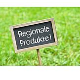 Landwirtschaft, Lebensmittel, Regional, Produkte