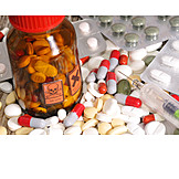 Gefahr & Risiko, Tabletten, Tablettensucht