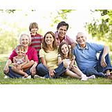 Enjoyment & Relaxation, Family, Generations, Family Portrait