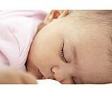 Säugling, Baby, Schlafen