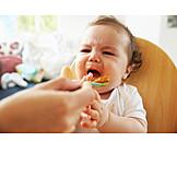 Kleinkind, Füttern, Verweigern, Babynahrung