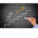 Success & Achievement, Upward, Ladder Of Success
