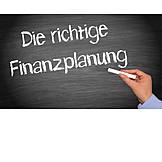 Finanzberatung, Finanzplanung