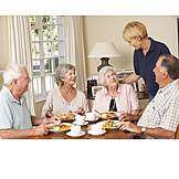 Senior, Pflege & Fürsorge, Altenheim, Altenpflege