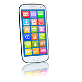 Mobile Communication, Smart Phone, App