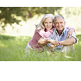 Summer, Older Couple