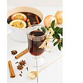 Gewürze & Zutaten, Heißgetränk, Glühwein