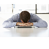 Businessman, Stress & Struggle, Office Assistant