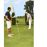 Golf, Golf Course, Golfing