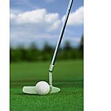 Golf, Golf Club, Golf Ball, Golfing