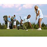 Golf, Golf, Golf Teacher