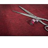 Fun & Games, Scissors, Thread