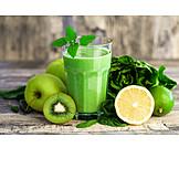 Gesunde Ernährung, Getränk, Smoothie