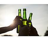 Friendship, Beer, Working, Cheers