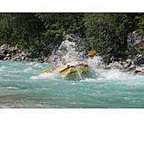 Extremsport, Rafting, Wildwasser-rafting