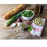 Gewürze & Zutaten, Italienische Küche, Bruschetta