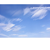 Backgrounds, Sky Only, Clouds