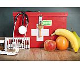 Healthcare & Medicine, Nutritional Supplement, Vitamin Preparation