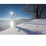 Winter Landscape, Snowy