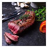 Medium, Beef, Fillet steak