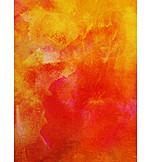 Backgrounds, Orange, Red
