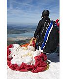 Action & Adventure, Paraglider, Paragliding