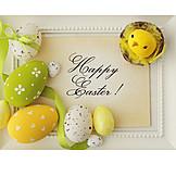 Easter egg, Easter decoration