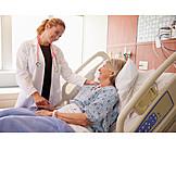 Pflege & Fürsorge, Krankenpflege