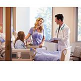 Pflege & Fürsorge, Krankenhaus