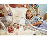 Healthcare & Medicine, Hospital, Newborn