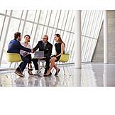 Meeting & Conversation, Interview