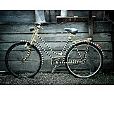 Bicycle, Old