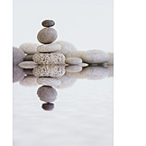 Wellness, Balance, Steinstapel