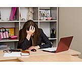 Stress & Belastung, Selbstständig, Home Office