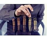 Save, Savings, Banking, Cent