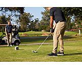 Lifestyle, Golf, Tee Box
